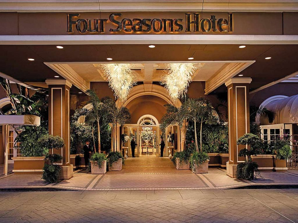 Four Seasons Hotel (Beverly Hills)