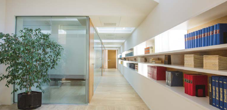 Orlandi Studio & Office in Collaboration with Twister Architects (Milan, Italy)