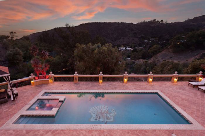 Private Residence (Hollywood Hills)